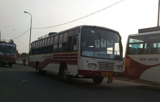Tamil Nadu Buses - Photos & Discussion - Page 512