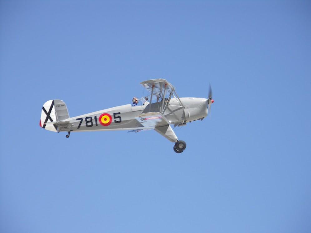 """Exhibición aerea de la Fundación """"Infante de Orleans"""". PICT0445"""
