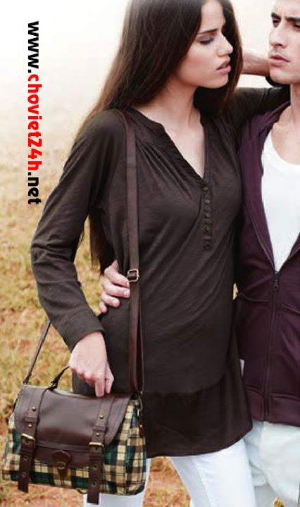 Túi xách thời trang Sophie Joelle - N720