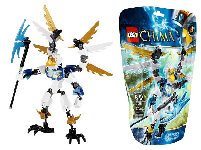 レゴ チーマ エリス 70201