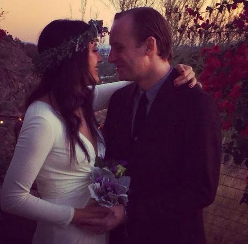 Vanessa Carlton marries John McCauley  Vanessa Carlton marries John McCauley