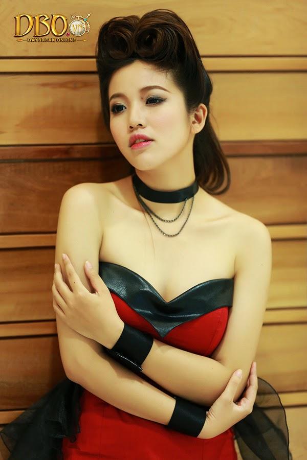 Ngắm bộ ảnh cực đẹp của các hotgirl Daybreak Online 12
