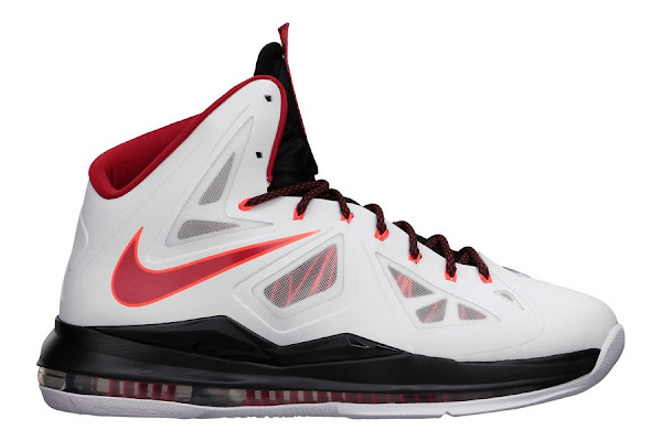 Release Reminder Nike LeBron X MIAMI HEAT Home