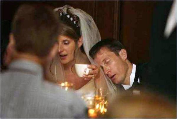 Свадьба — это весело! 12 фото