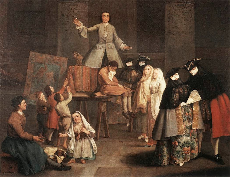 Pietro Longhi - The Tooth Puller