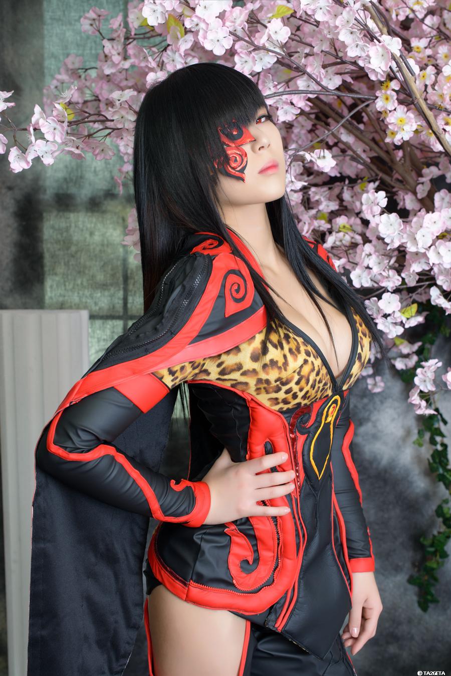 Một bộ ảnh cosplay Blade & Soul ấn tượng của CSL - Ảnh 2