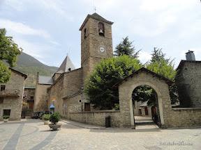 Iglesia de Santa Maria - Benasque