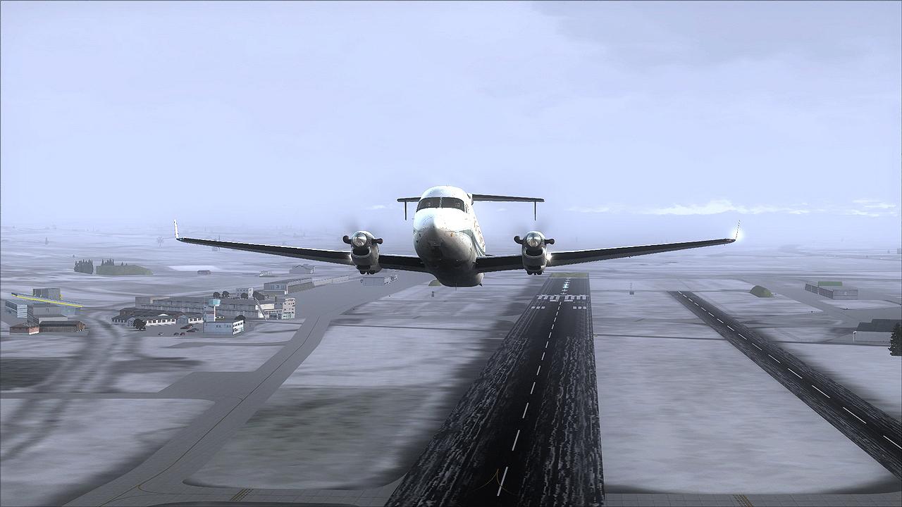 Fsx Beechcraft 1900d Series