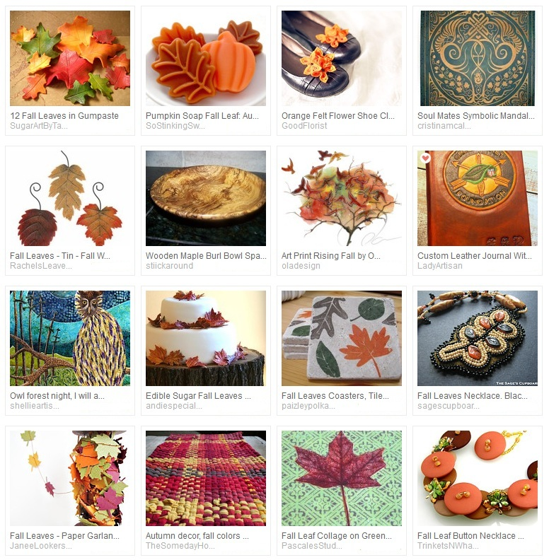 Fall Colors Treasury