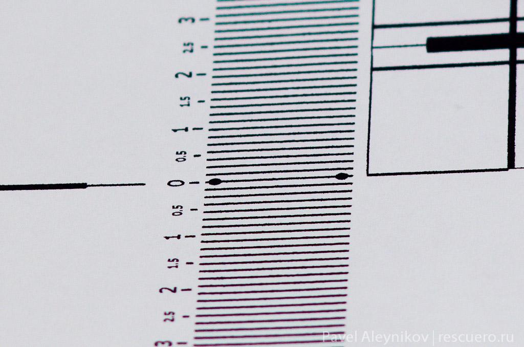 Диафрагма f/8