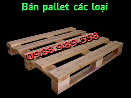 ban gap pallet gỗ