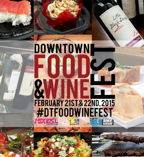Food And Wine Festival Lake Eola