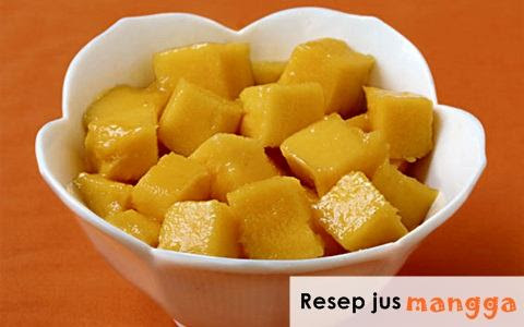 resep juice buah mangga