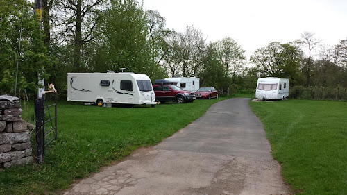 Camping  at Newby End Farm