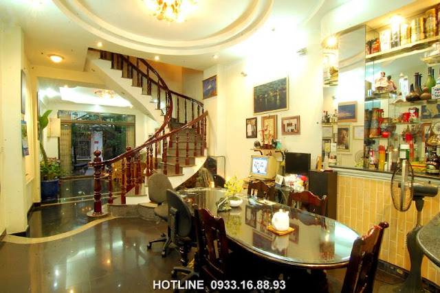 Cho thuê nhà nguyên căn Nguyễn Bỉnh Khiêm   Quận 1