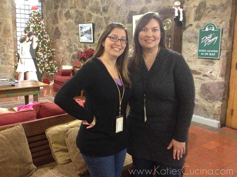 Angela from Angela's Kitchen & Katie's Cucina