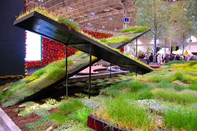 27 fancy backyard landscaping ideas canada for Garden design ideas canada