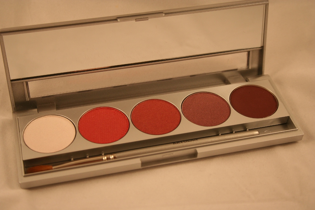 London Beauty Review Review U0026 Swatches Kryolan Shades Palette In Tokyo