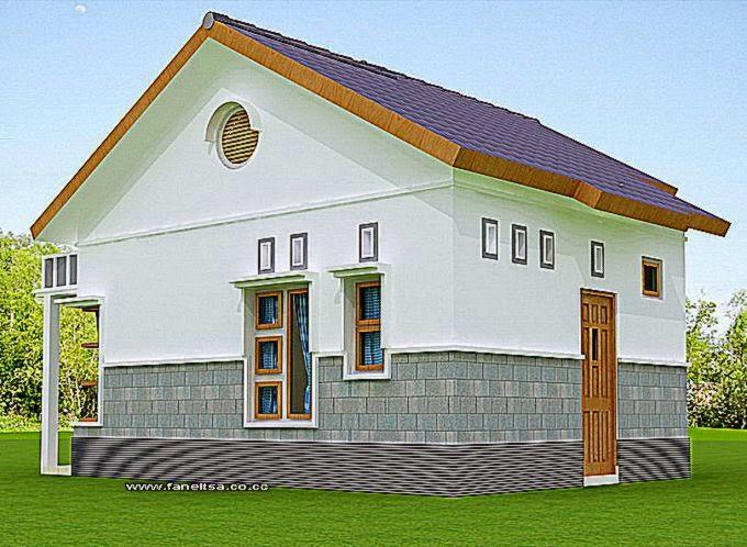 Contoh Rumah Sederhana Gallery Taman Minimalis