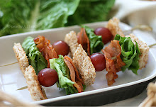 Thumbnail image for BLG {Bacon-Lettuce-Grape} Sandwich…….On a Stick