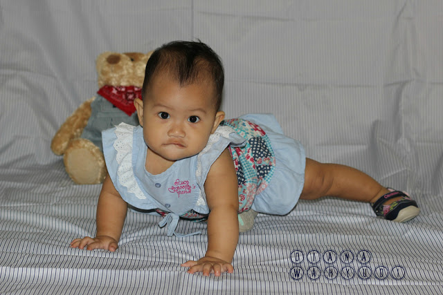 Ukuran Sepatu Bayi Harus Pas