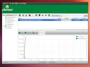 uTorrent su Ubuntu 13.04