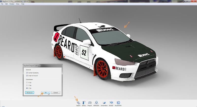 การเพิ่มลายรถใหม่ลงไปใน DiRT 3 และการทำภาพ Tiles ของรถ Newcar40