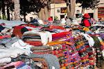 Salta nord: marché de Purmamarca