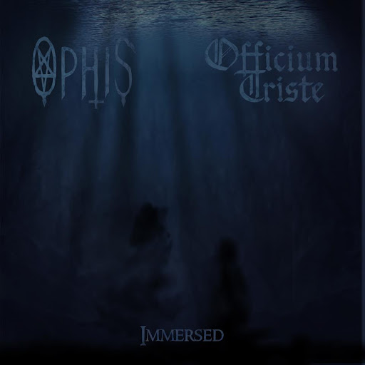 Officium Triste, Ophis - Immersed [Split] (2012)