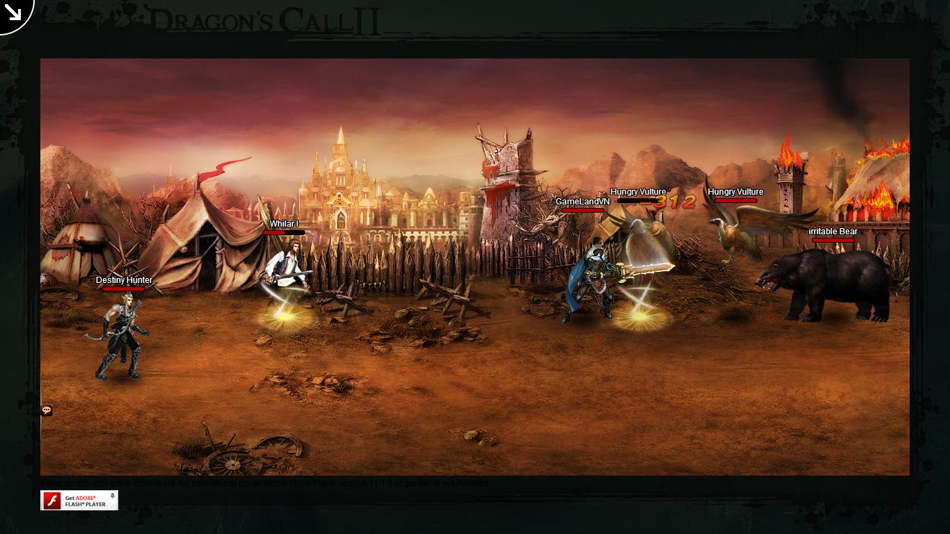 Một số hình ảnh về webgame Dragon's Call 2 - Ảnh 42