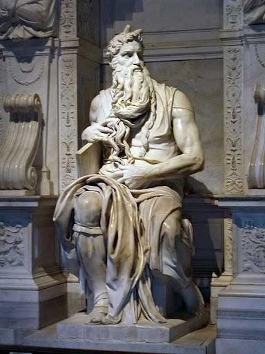 El Moisés da la talla