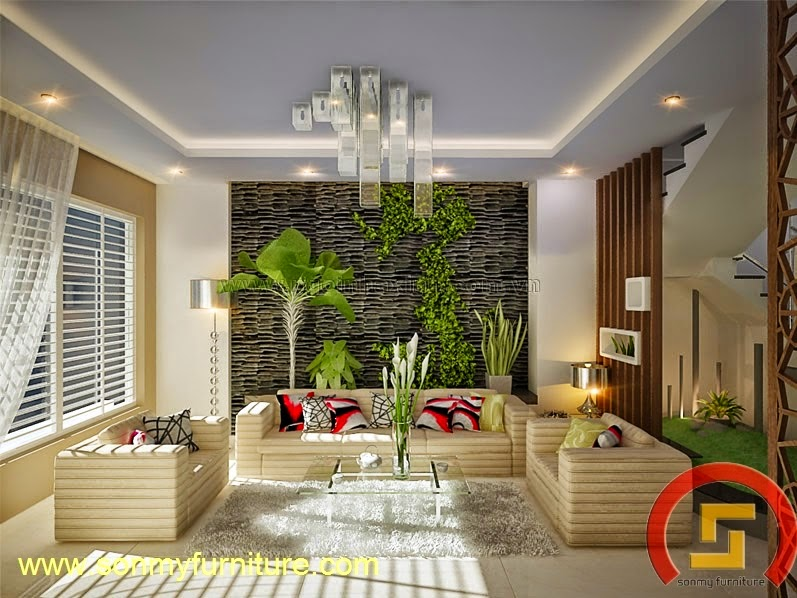 Mẫu thiết kế nội thất nhà phố 711