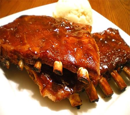 Tender Pork Spare Ribs Recipes