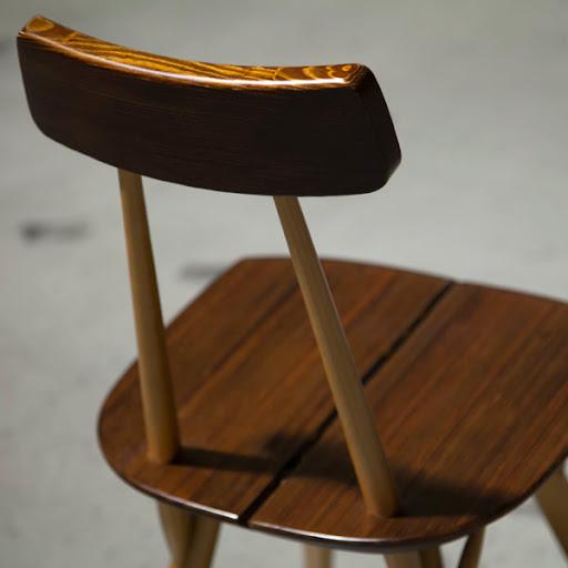 ピルッカチェア(Pirkka Chair):ディテール