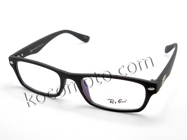 Frame RayBan Plastic (black): Fr-rb-003