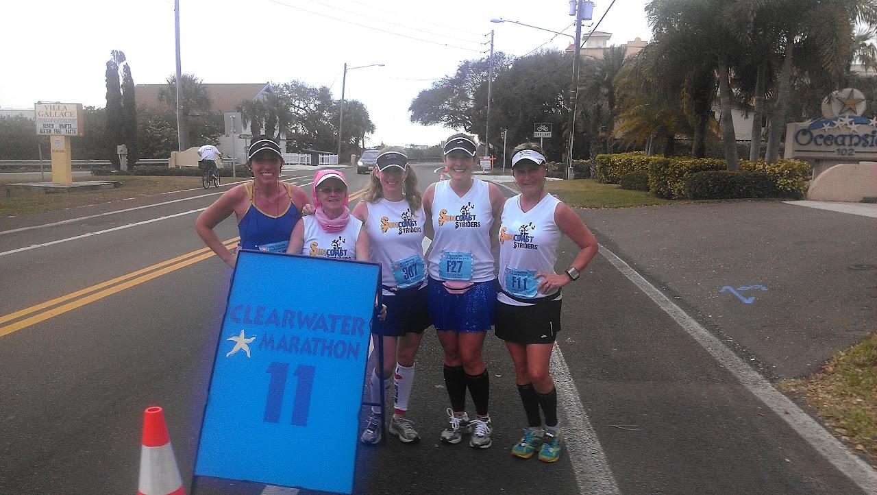 IMAG0047 Clearwater Marathon Recap