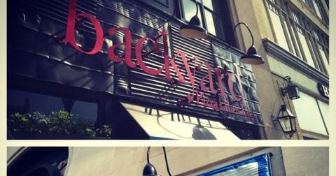 Fast Food Graduate: Backyard Pizza: Huntington, WV