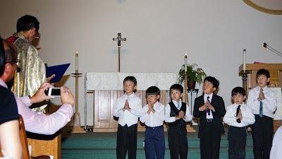 2014-05 First Communion