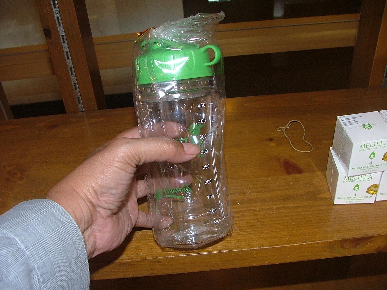 Makanan Sehat Daftar Harga Produk Melilea Greenfield 16oz Plastic Shaker 450 Ml