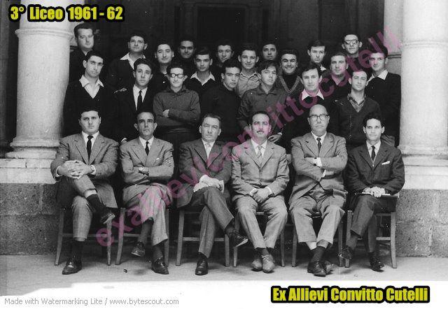 Come eravamo anno scolastico 1961 62 portale degli ex for Mobilia utrechtsestraat 62 64