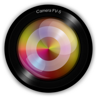 Camera FV-5 Android Apps