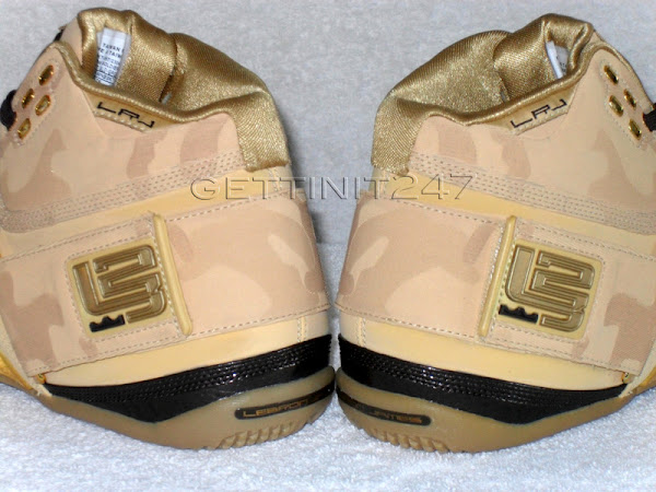 Throwback Thursday Nike Zoom Soldier 8220Desert Storm8221 PE