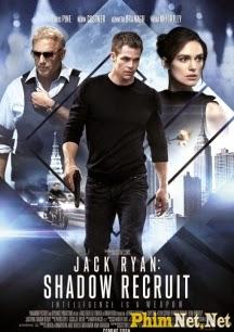 Phim Đặc Vụ Bóng Đêm - Jack Ryan: Shadow Recruit