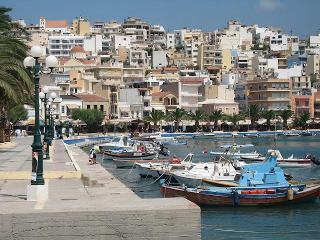 Blog de voyage-en-famille : Voyages en famille, Jolie boucle de Sitia à Xérokambos
