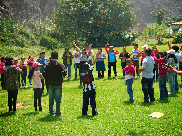 Paseo NIMAR y Campamento Juvenil