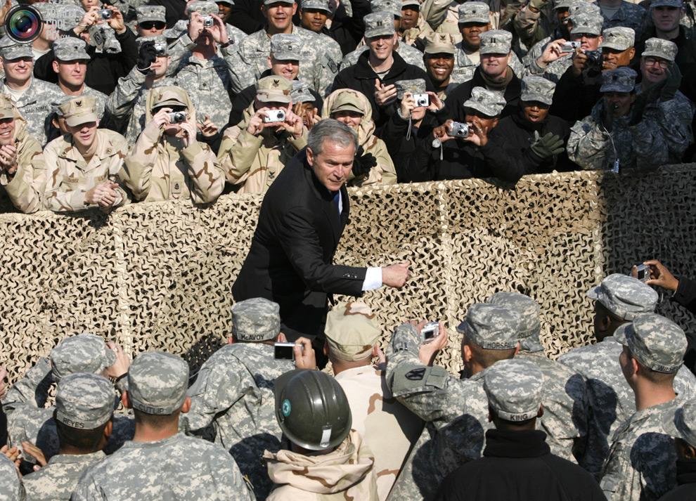 fotos de la guerra de iraq: