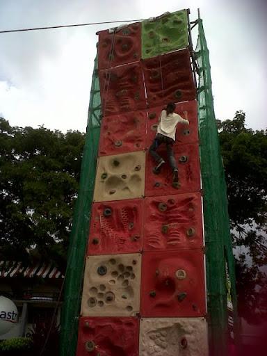 Suara Kami Wall Climbing Cuen