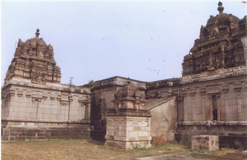 Sri Mahalakshminathar Temple, Tirunindriyur, Mayiladuthurai - 275 Shiva Temples