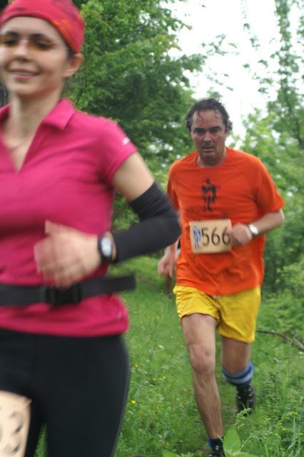 alergand la semimaraton
