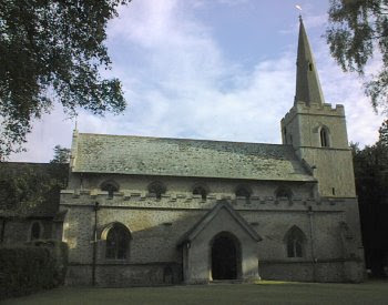 Madingley Parish Church